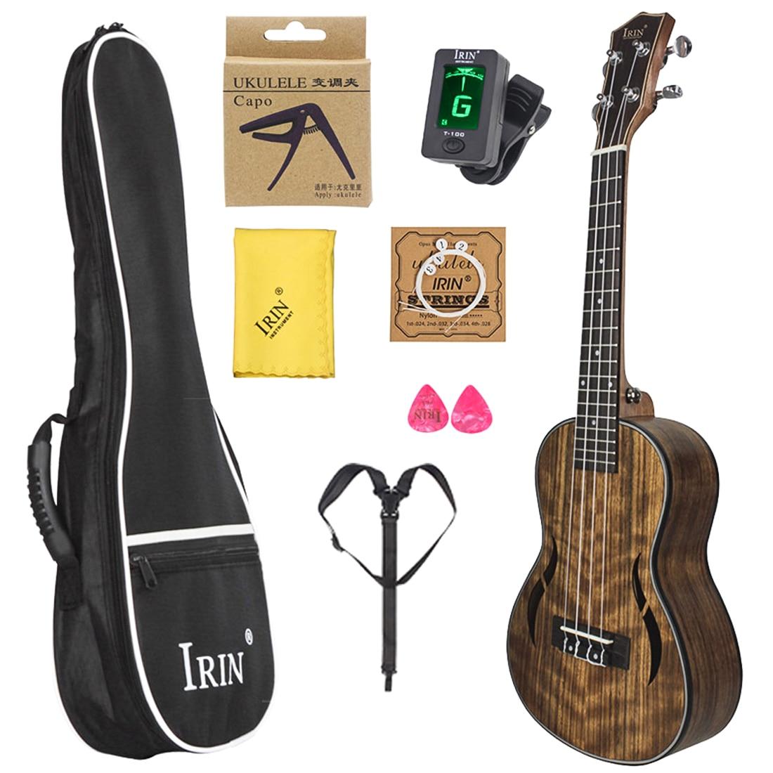 26 pouces 4 cordes en bois ukulélé enfants Instruments de musique jouet guitare Instruments éducation cadeaux d'anniversaire développer enfant Talent
