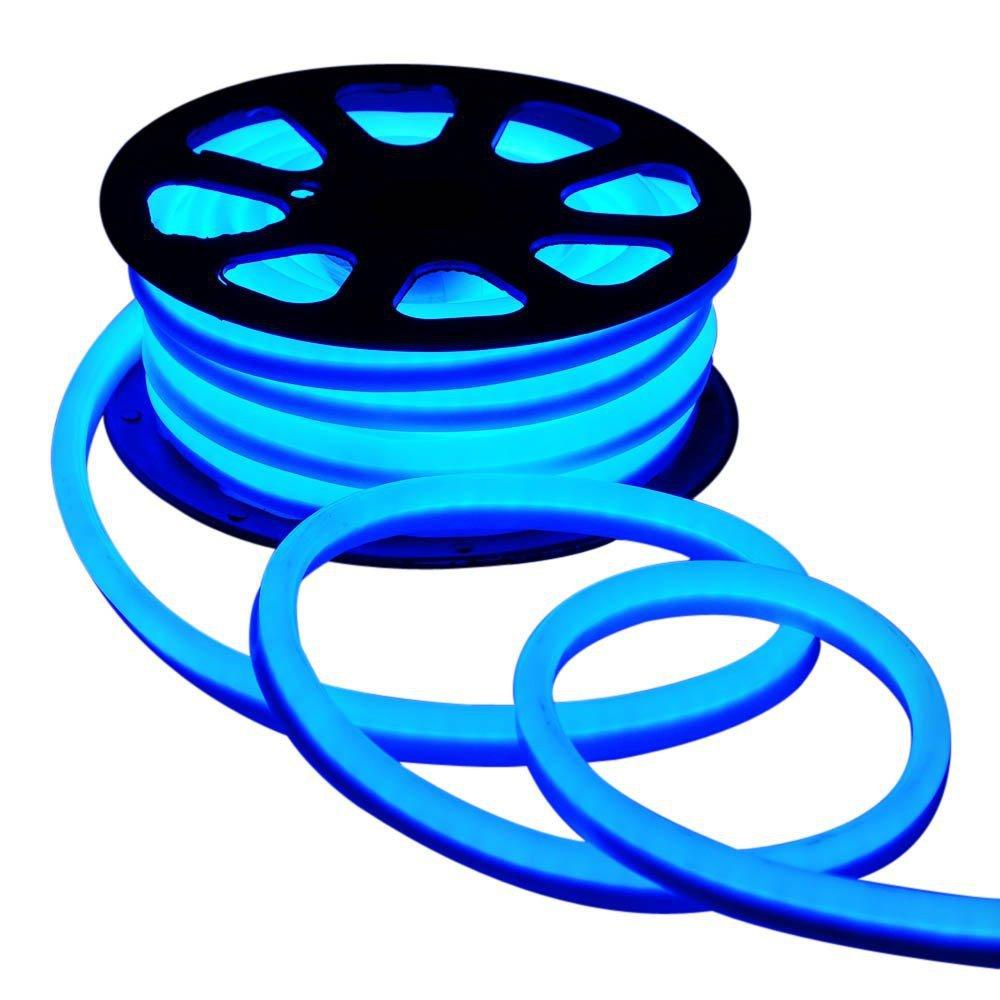 online store 5b5bd 6f885 80 Beads LED Neon Flex Rope Lights 110V 220V Cool White/Red ...