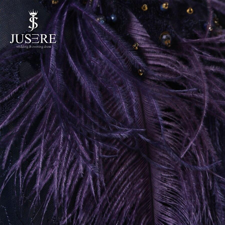 Jusere Orginal Design Illusion Bodice - Հատուկ առիթի զգեստներ - Լուսանկար 6