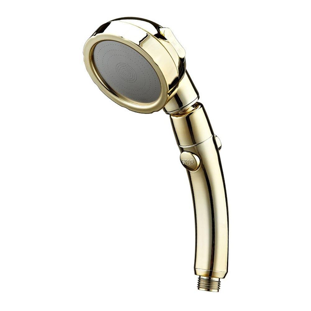 Shower Head Shower Head Accessories High Pressure Air-injection Rainfall Adjustable Showerheads --M25