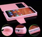 Alcatel POP UP 6044D Case PU Leather Cases for Alcatel POP UP Case UP Down Phone Cases for Alcatel 6044D Free Shipping