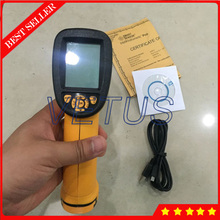 Promo offer AS872 Temperature gauge prices with Infrared Gun Thermometer -18C~1350C(-0F~2462F)