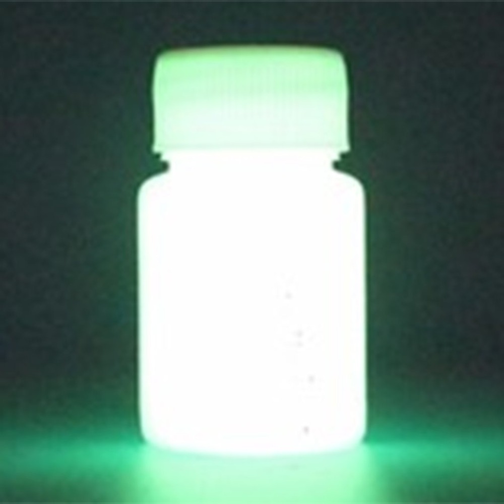 High-Gloss Luminous Paint Waterproof Long-Lasting Fluorescent Liquid Luminous Powder Luminous Paint Water-Based