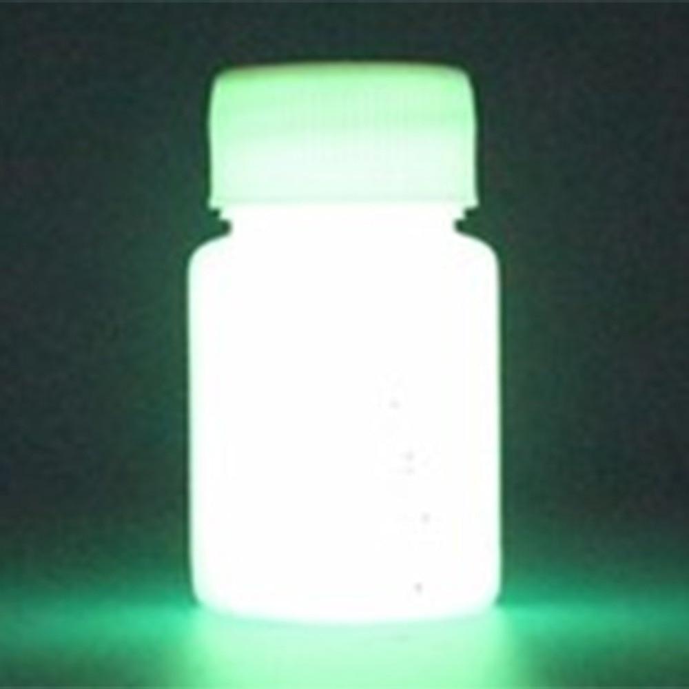 High Gloss Luminous Paint Waterproof Long Lasting Fluorescent Liquid Luminous Powder Luminous Paint Water Based-in Outdoor Tools from Sports & Entertainment