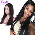 10A Full Lace Human Hair Wigs for Black Women Glueless Full Lace Wigs Brazilian Virgin Hair Straight Lace Front Human Hair Wigs