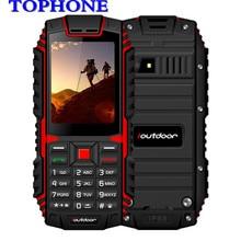 2018 new ioutdoor T1 IP68 Waterproof cellPhone 2.4Inch 128MB+32MB 2MP Dual SIM 2100mAh Rugged Shockproof Dustproof Mobile Phone