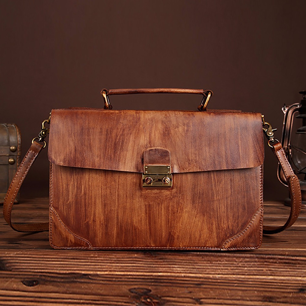 High Quality Women Genuine Leather Tote Handbag Famous Designer Brand Messenger Bags For Ladies Casual Crossbody Shoulder Bag high quality women messenger bags ladies tote shoulder bag woman brand leather handbag crossbody bag with lock designer bolsas