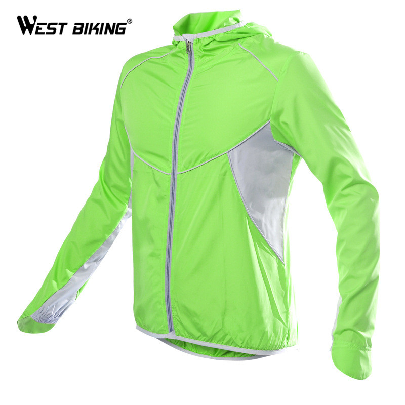 WEST BIKING Quick-dry Cycling Jersey Ropa Ciclismo Wind Windproof Windcoat Bicycle Clothing MTB Bike Cycle Fast-drying Coat west biking mtb road bike jacket 3d gel padded bicycle pants breathable quick dry cycling clothing bicycle bike jersey pants