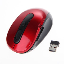 High Quality Optical Wireless Mouse USB Receiver RF 2 4G For Desktop Laptop font b PC