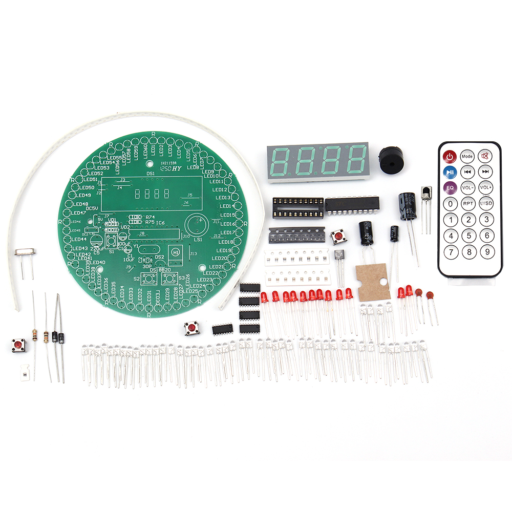 LED Time Display Kit