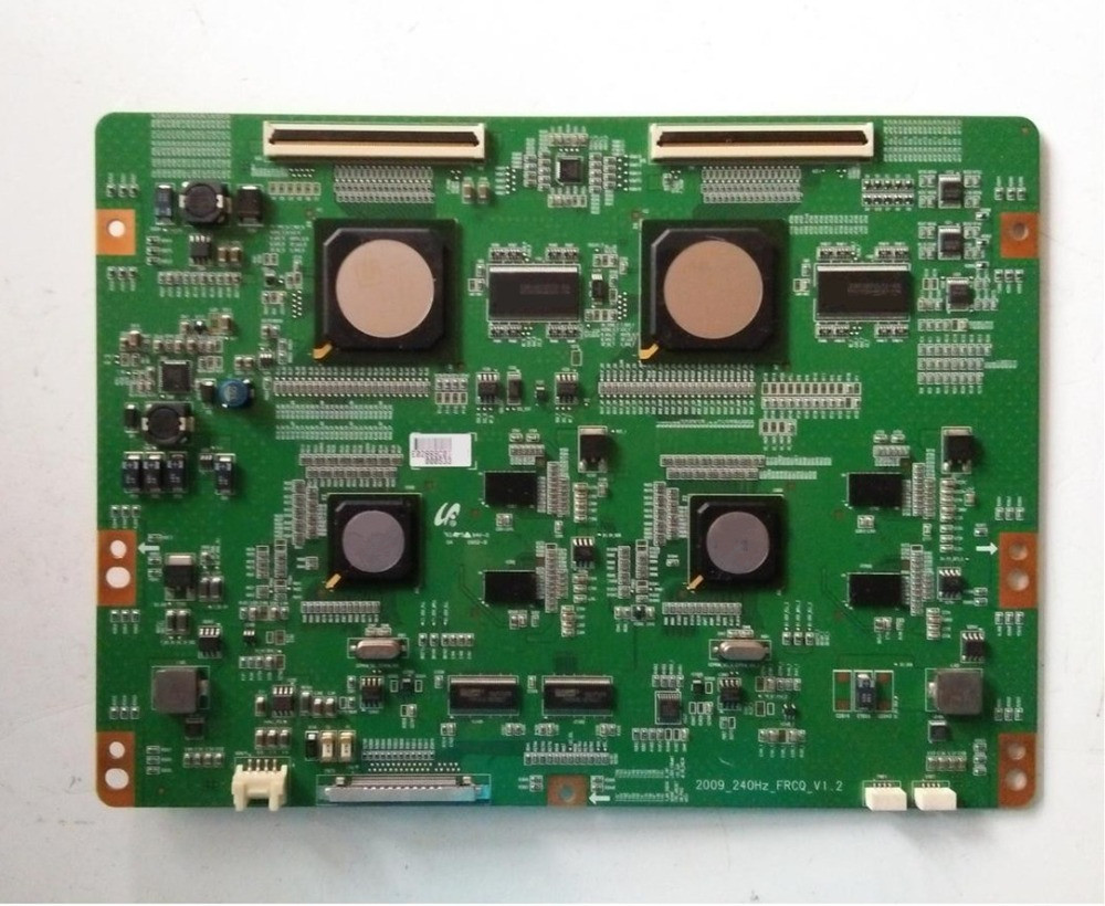 Original LA52B750U1F Logic Board 2009_<font><b>240Hz</b></font>_FRCQ_V1.2 For Screen LTF520HH01 Speaker Accessories image