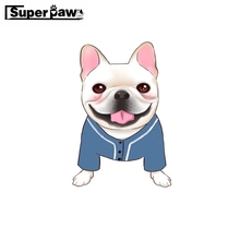 Pet Dog Shirt Pajamas Fashion Summer Clothes For Small Medium Puppy Dogs Clothing Cat Schnauzer Vest French Bulldog WHC04