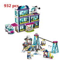 Lepin 01039 L Series 932pcs Building Blocks Kids Bricks Toy Girl Gifts Compatible 41318 01042 Friends