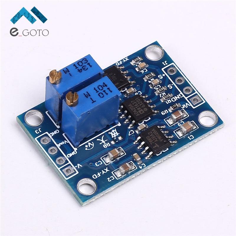 AD620 Microvolt Minivolt Tension Amplificateur Module Amplificateur de Signal Conseil DC 3-12 V