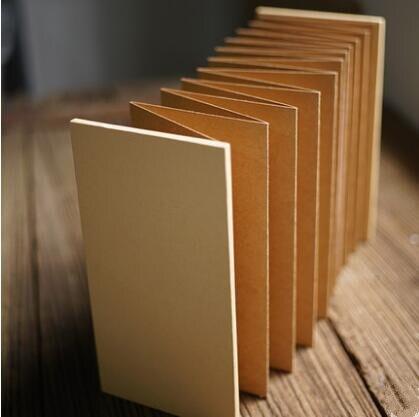 1671 8 De Descuento22115 Cm Tarjeta Insertada Tipo álbum De Acordeón Diy Página Plegable Regalo Creativo Manual álbum 44 P Dentro Las