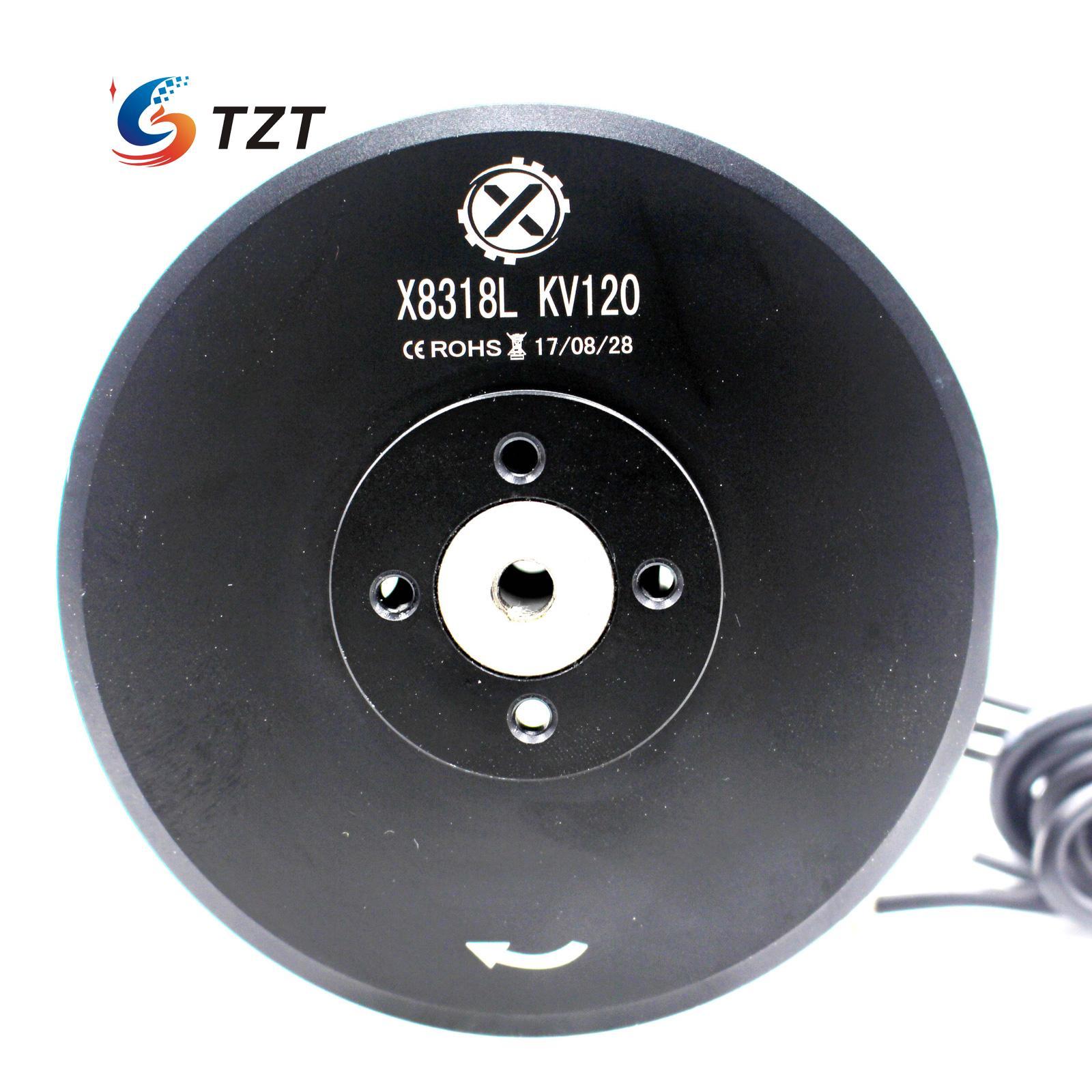 X8318L Brushless Motor KV120 Positive Reverse 36N40P for FPV Racing font b Drone b font Multicopter