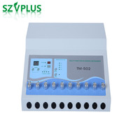 Weight Loss machine Electrostimulation ems tone muscle stimulator TM 502 slimming Russian Waves ems Electric Muscle Stimulator