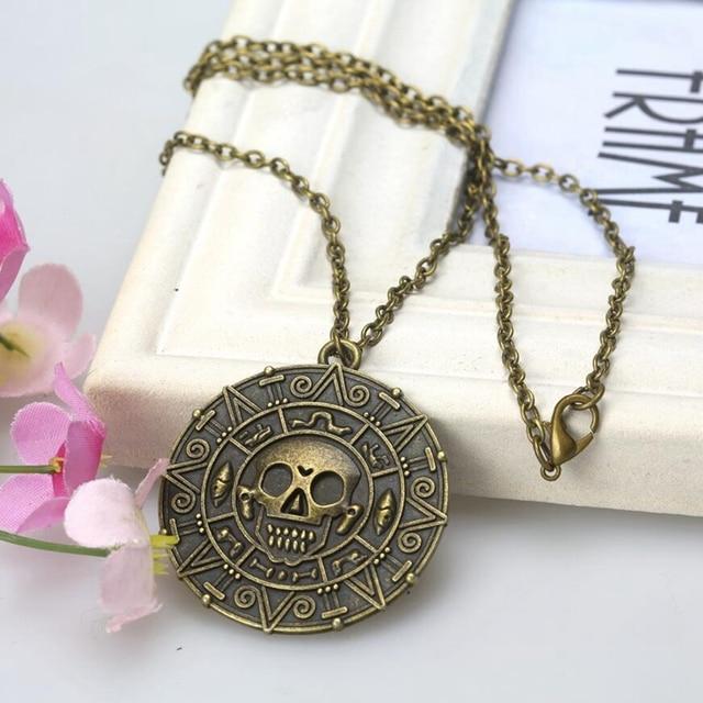 New fashion pirate necklace 1pcs ancient bronze men necklace pendant new fashion pirate necklace 1pcs ancient bronze men necklace pendant necklace for women men diy aloadofball Gallery