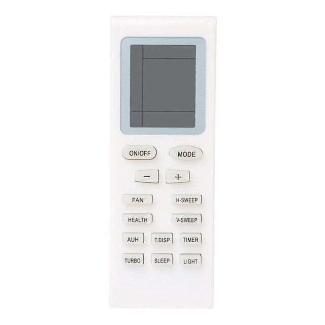 Climatiseur universel télécommande pour Gree YBOF contrôleur de haute qualité pour YB1FA YB1F2 YBOF2 télécommande