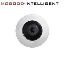 Hikvision английская версия DS-2CD2942F-IS видеонаблюдения ip-камера 4MP рыбий глаз камеры поддержка ezviz/обновления/аудио, poe, с ИК