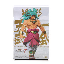 Scultures BIG 7 Dragon ball Z Figure Super Saiyan Son Goku Gohan Vegeta Broly Piccolo Gogeta PVC Action Figures Model Dolls Toys