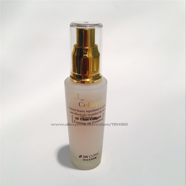 Coreia do Colágeno Firming Lifting Facial Aperte Ageless Soro Anti Envelhecimento Poderoso Anti-rugas 50 ml