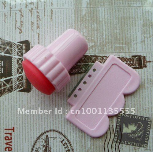 stamping image plate  tool stamper and scraper