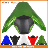 Motorcycle Plastic Rear Passenger Pillion Seat Protective Cover Cap For KAWASAKI Z900 Z 900 2017 2018 17 18
