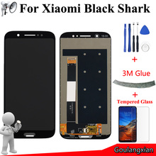 5.99 AAA Quality LCD For Xiaomi Black Shark LCD Display Touch Screen Digitizer Assembly For Xiaomi BlackShark SKR A0 LCD Tools