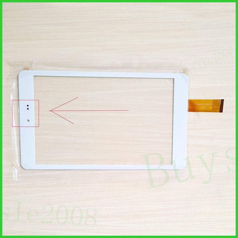 White New for 8 inch Chuwi hi8 touch screen touch panel digitizer win8.1 hsctp-489-8 tablet original screen handwritten screen