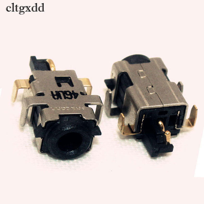 Image 2 - cltgxdd DC Power Jack Plug Charging Port Socket Connector For Asus Eee PC EeePC X101 X101H X101CH R11CX 5 pin Connector-in Computer Cables & Connectors from Computer & Office