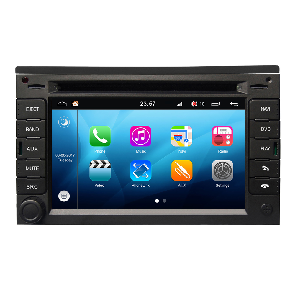 For Citroen C2 C3 Berlingo Android 8 0 2 Din Car Stereo DVD GPS Audio Video