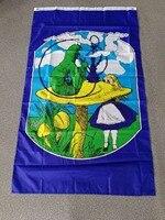 Боб Марли Регги Раста хиппи группа 90*150 см 420 где-то травяной гриб флаг для бара вечерние музыкальный фестиваль тату магазин