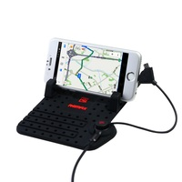Remax Universal Mobile Phone Car Phone Holder For GPS IPad IPod IPhone Samsung XiaoMi Mi HuaWei