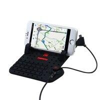 Remax Universal Mobile Phone Car Phone Holder For GPS IPad IPod IPhone Samsung XiaoMi Mi HuaWei