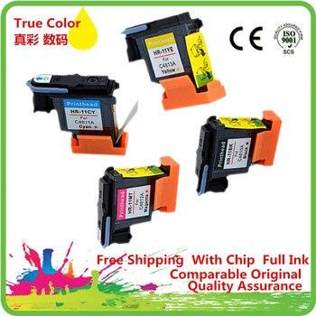 Printhead Print Head Remanufactured For-HP11 HP11 C4810A C4811A C4812A DeskJet 2250 2250tn 9100 CP1700 OfficeJet 9110 C8140A