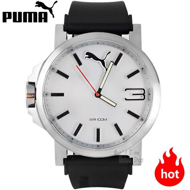 bcebca13 Puma часовой механизм без ограничений серии кварцевые часы мужской  PU102941007 PU102941004 PU911261004 PU911261003 PU911261002