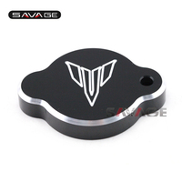 For YAMAHA MT 09 2014 2015 Motorcycle Accessories Radiator Caps Water Tank Cap Covers Red