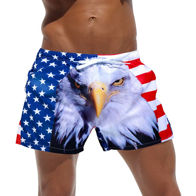 Brand new men sports swimwear   shorts   swimsuits man boxer   shorts   Beachshorts trunks swimsuits men surf   board     shorts   size XL