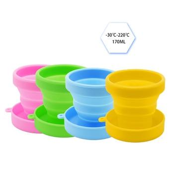 10pcs Foldable Sterilizer Cup Menstrual Cup Silicona Flexible Menstrual Sterilizing Cup Copa Mestrual Esterilizador For Woman