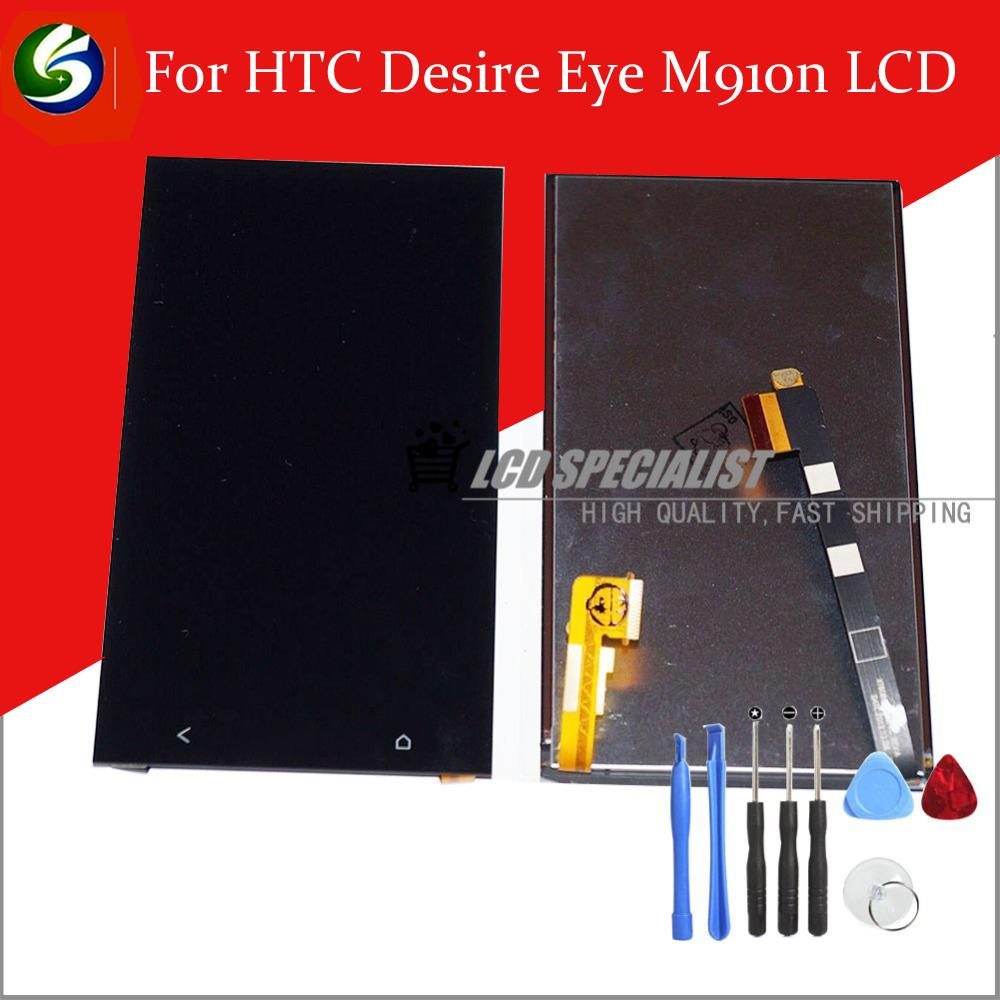 Orig Parts For HTC Desire Eye M910n M910k LCD Display With Touch Screen Digitizer Sensor Replacement