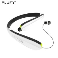 PLUFY Sports Bluetooth Earphone Wireless Headphones With Mic Neckband Stereo Headset Running Fitness Auriculares Inalambrico