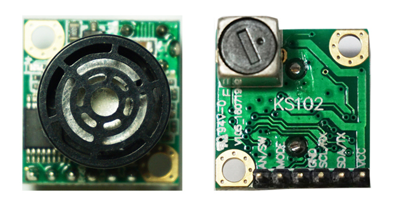 Laser Entfernungsmesser Sensor : Entfernungsmesser sensor srf ultraschall