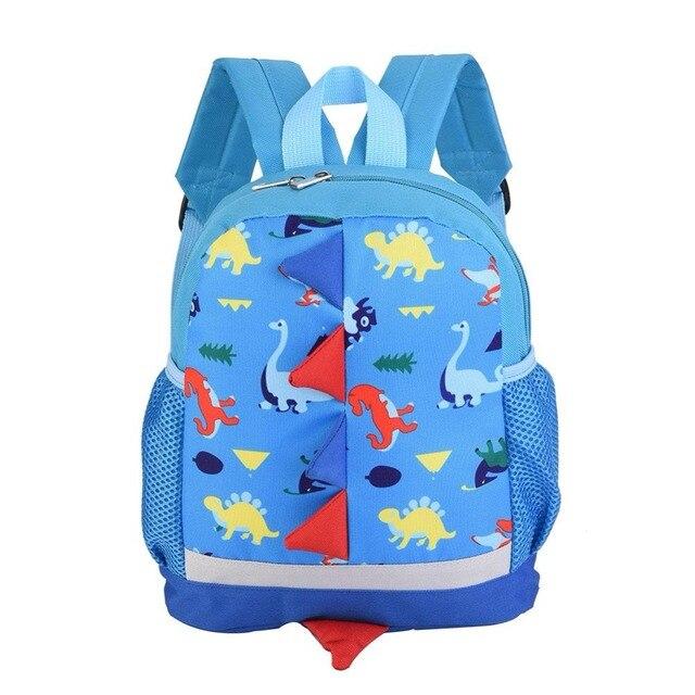 New Backpack for Children Cute Comfortable Dinosaur School Bags Cartoon School Knapsack Baby Kids Bags Children s Backpack