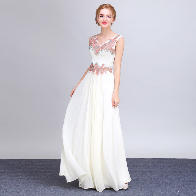 Online Get Cheap White Prom Dress -Aliexpress.com - Alibaba Group