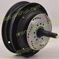 10 pulgadas 500 w tipo de exportación / V2 28 H solo eje Motor eléctrico de tres ruedas