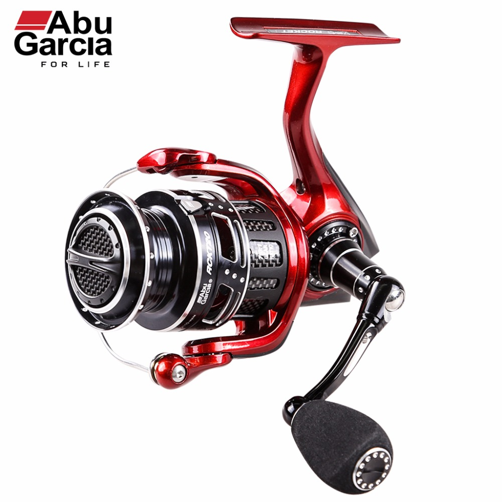 2017 New Abu Garcia 100% Original REVO ROCKET Spinning Fishing Reel 2000 3000 3500 Front-Drag Fishing Reel 9+1BB 7.0:1