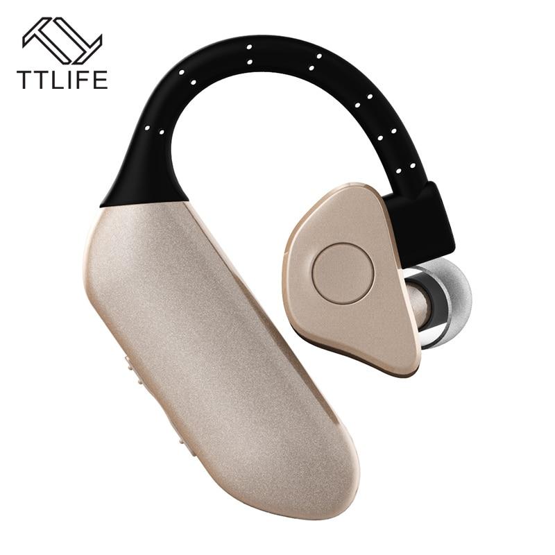 TTLIFE Mini Stereo Bluetooth Earphone CSR4.1 CVC6.0 bussiness Bluetooth headset handfree support Apt-x For Phone Samsung xiaomi ttlife bluetooth earphone