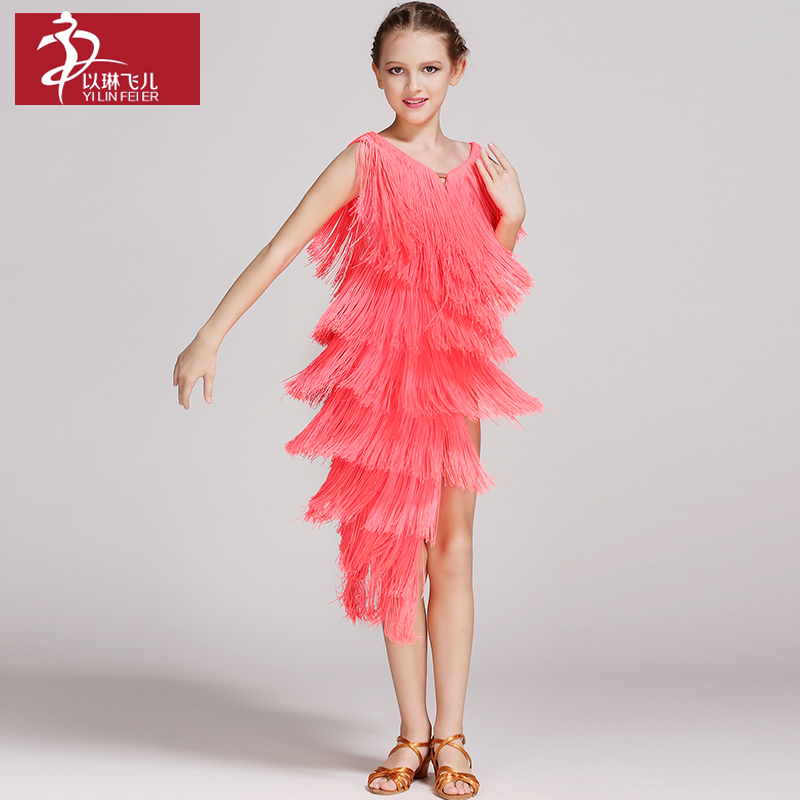 New fashion Women Latin Dance Costume Adult Samba Rumba Tango Latin Dance dress