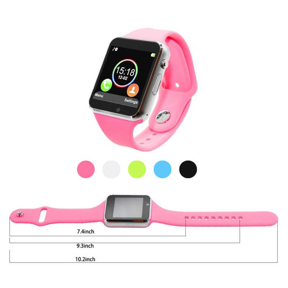 A1 WristWatch Bluetooth Smart Watch Sport Bracelet Pedometer SIM TF Camera  Fitnesse Tracker For HUAWEI Xiaomi VS DT09 Q15